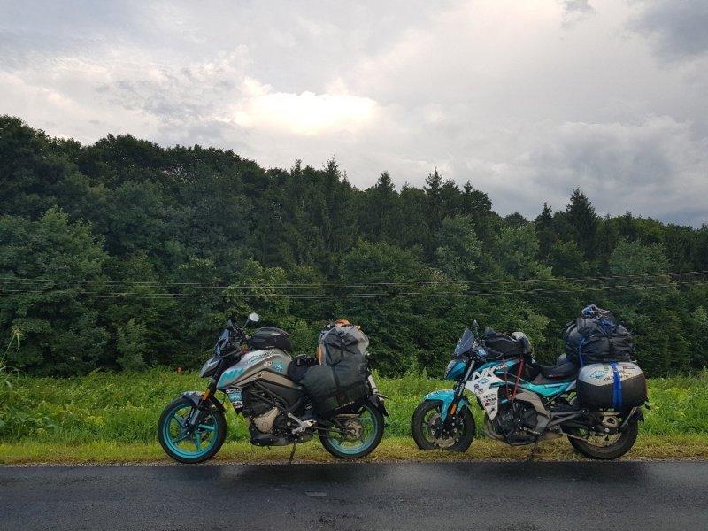 CF Moto Sıradışı Rotalar Norveç/Nordkapp'a ulaştı