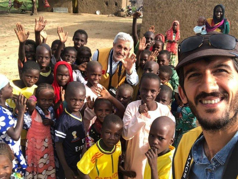 Kurban bağışları 15 ülkede binlerce ihtiyaç sahibine ulaştı