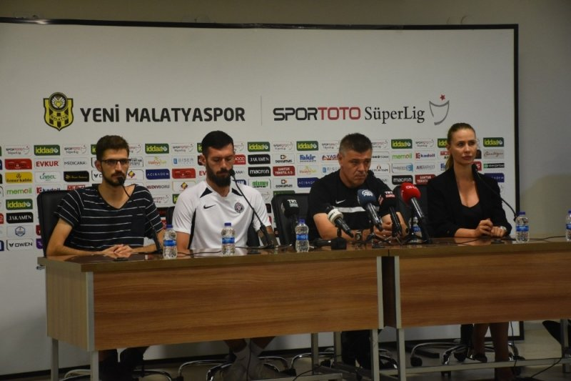 """Milosevic: """"İki takım da birbirine sürpriz yapamaz"""""""