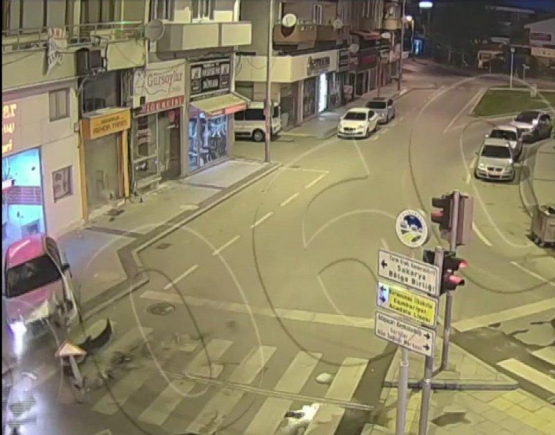 Sakarya'da kazalar KGYS'ye yansıdı