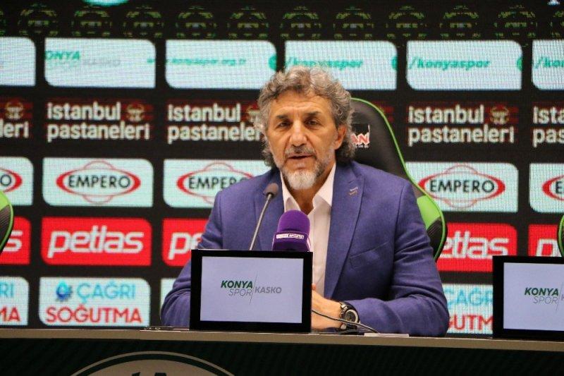 Konyaspor ile MKE Ankaragücü puanları paylaştı
