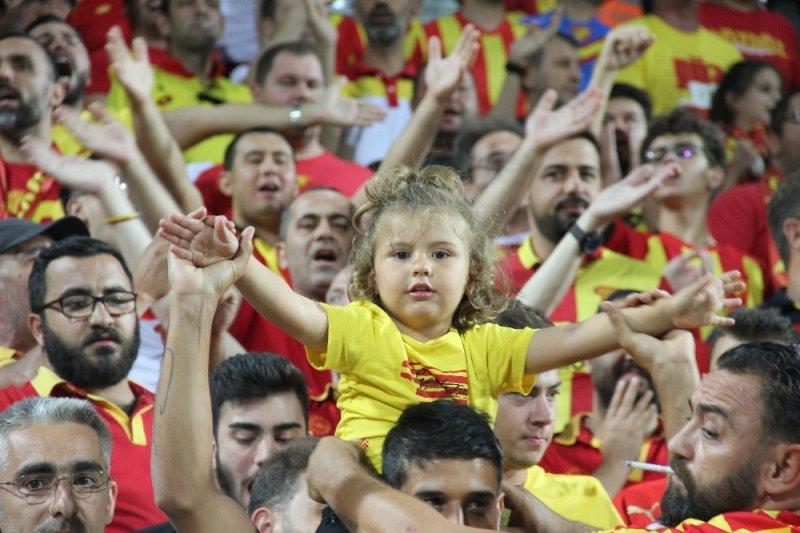 Süper Lig: Göztepe: 0 - Antalyaspor: 1 (İlk yarı)