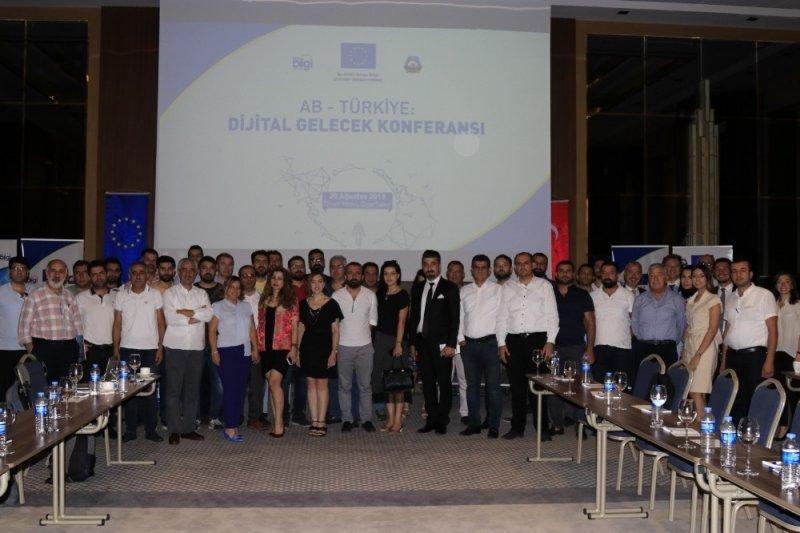 """DTSO Başkanı Kaya: """"Dijital sektör dünyanın en önemli sektörüdür"""""""
