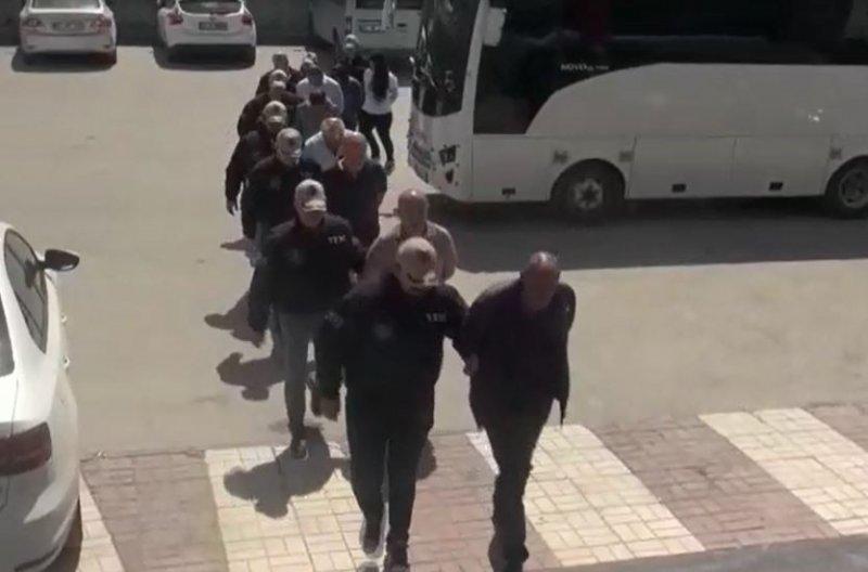 Van Büyükşehir Belediyesi çalışanlarından 9 gözaltı