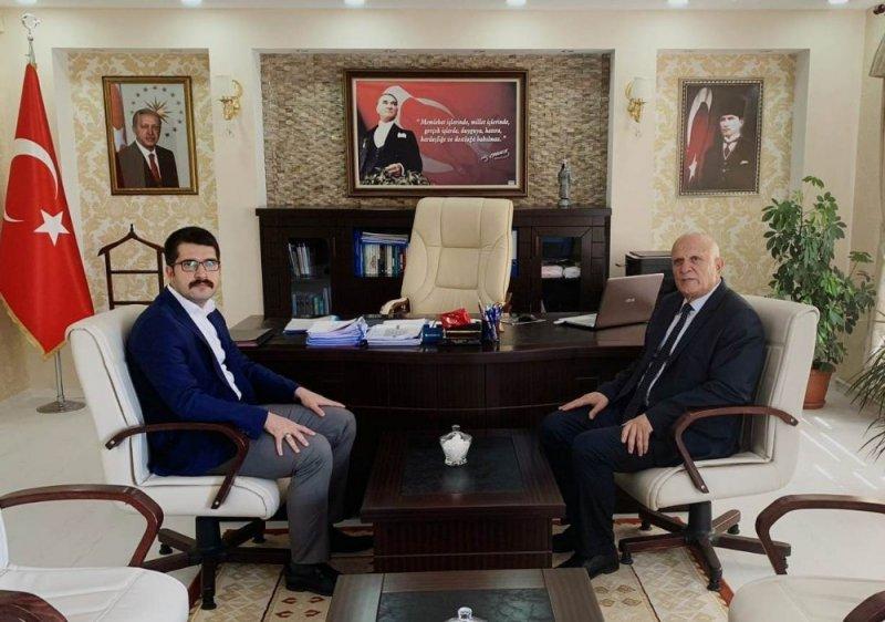Başkan Pekmezci'den Demirözü ve Gökçedere'ye iade-i ziyaret