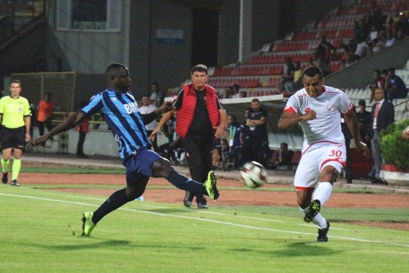 TFF 1. Lig: Boluspor: 0 - Adana Demirspor: 0