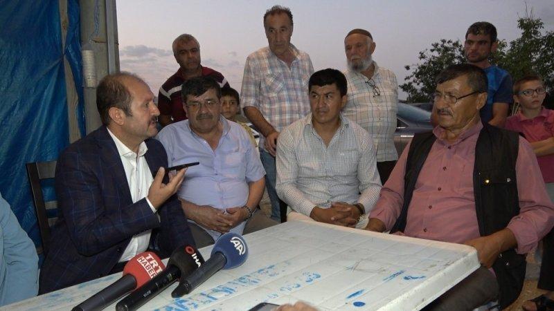 """Cumhurbaşkanı Erdoğan: """"Bu vicdansız, bu vahşi yani buna ne dersek yeridir"""""""