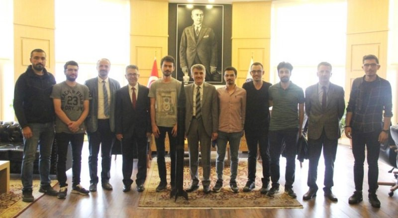 DPÜ Roket Takımı TEKNOFEST 2019'da finale yükseldi