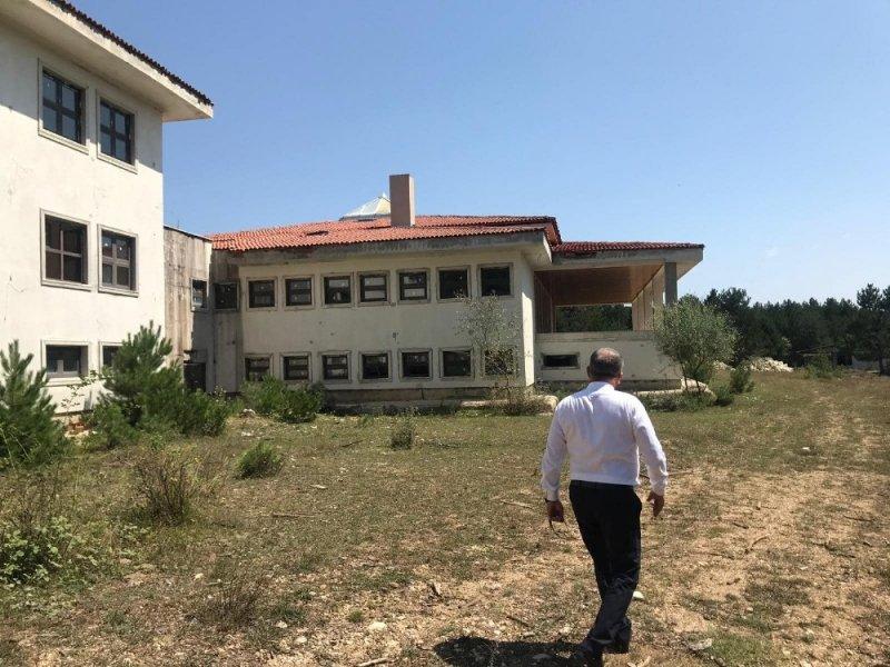 Başkan Aydın, MİEM'i ziyaret etti