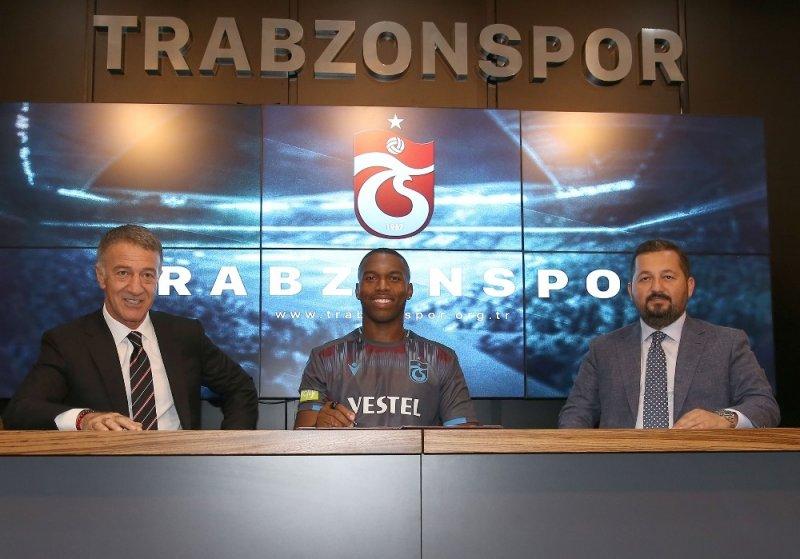 Trabzonspor, Daniel Sturridge ile sözleşme imzaladı