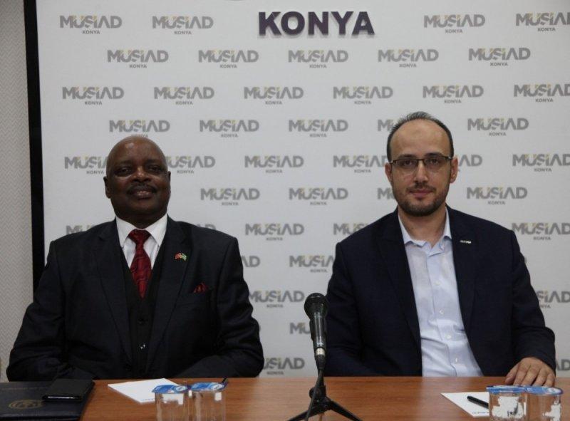 """Ruanda Büyükelçisi Nkurunziza: """"Ruanda, Afrika'ya açılan önemli bir kapıdır"""""""