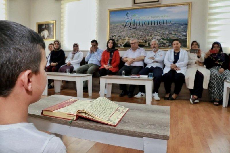 Kadın ve gençlik merkezi öğrencilerinden kapanış programı