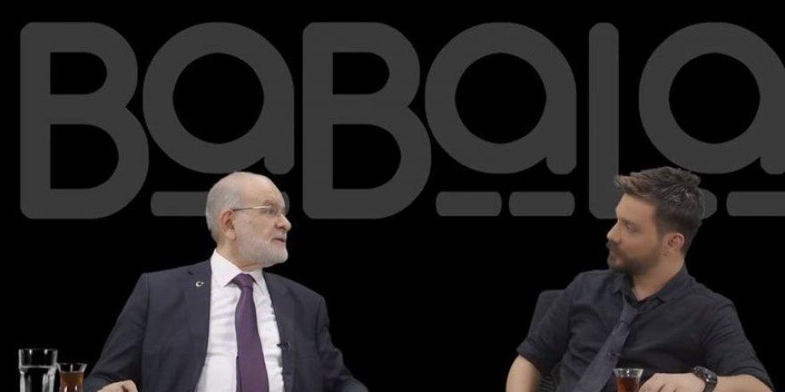 Karamollaoğlu'nun Babala TV videosu ambargoyu yıktı