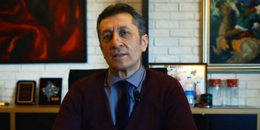 Milli Eğitim Bakanı Ziya Selçuk'tan ödev açıklaması