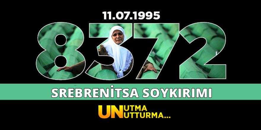 Srebrenitsa Soykırımı 1995