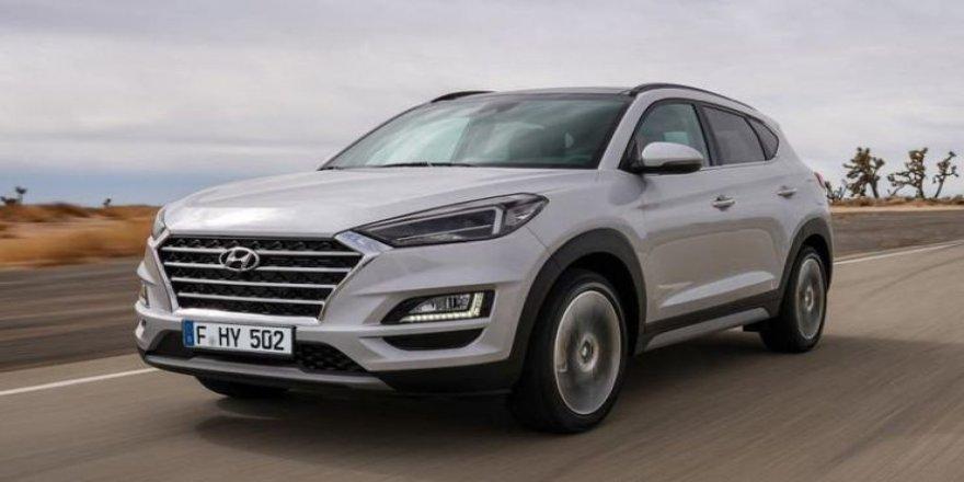 Yeni Hyundai Tucson Test Sürüşü