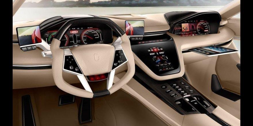 Dünya'nın EN LÜKS 10 Otomobil