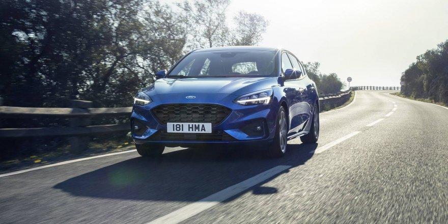 Yeni Ford Focus 1.5 EcoBlue 8 İleri Otomatik Test Sürüşü