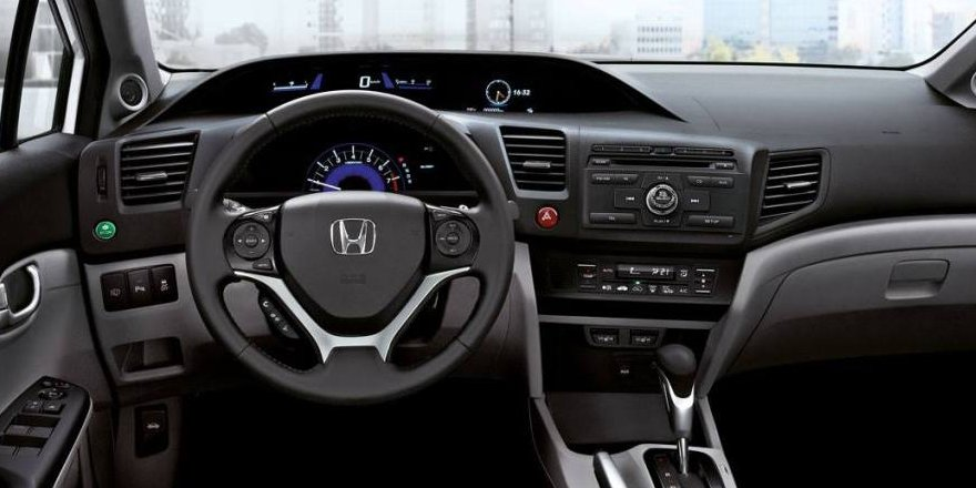 HONDA CİVİC FB7 TEST SÜRÜŞÜ