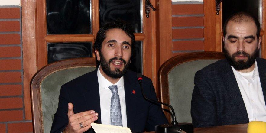 Abdulkadir Karaduman: Toplumu manipüle ediyorlar