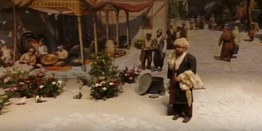 Konya tarihi çarşı
