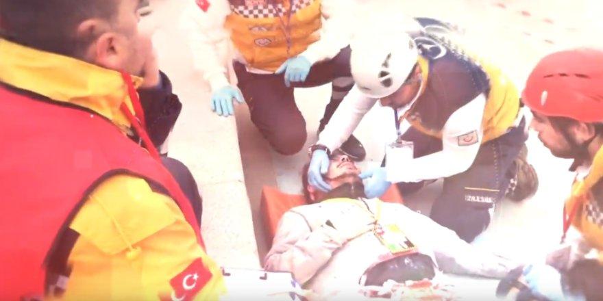 Konya İl Sağlık Müdürlüğü 112 Haftası Etkinlikleri