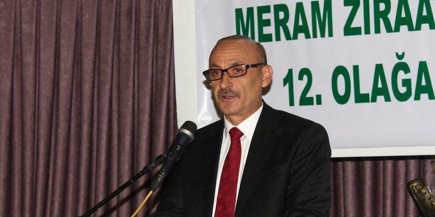 Meram Ziraat'te Murat Yağız dönemi