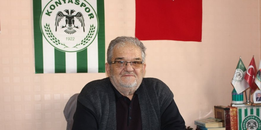 Konyaspor hastası 30 yıllık muhtar: Hüseyin Tekkaymaz