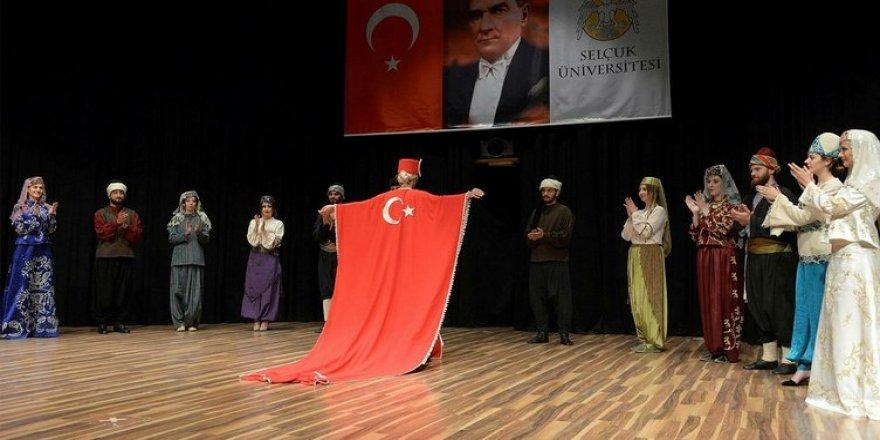 Konya'da Turizm Haftası etkinlikleri