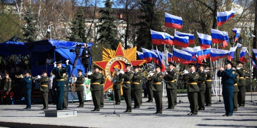 Rusya Zafer Bayramını kutladı