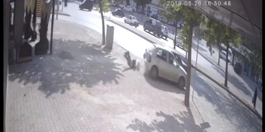 Trafikte drift terörü