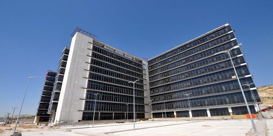 Yeni Meram Tıp Fakültesi Hastanesi