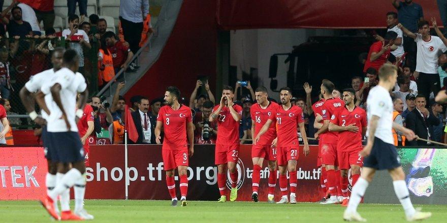 Türkiye Fransa maçı sonrası