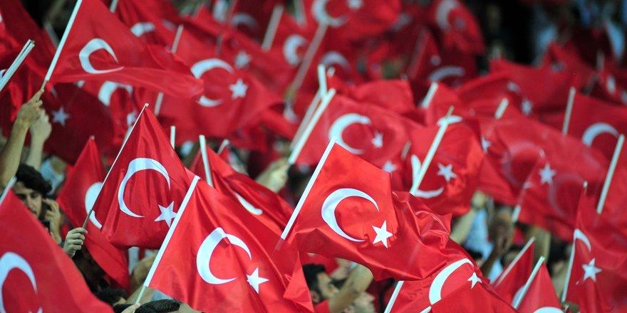 Konyaspor taraftarı Milli takımımızı yalnız bırakmadı