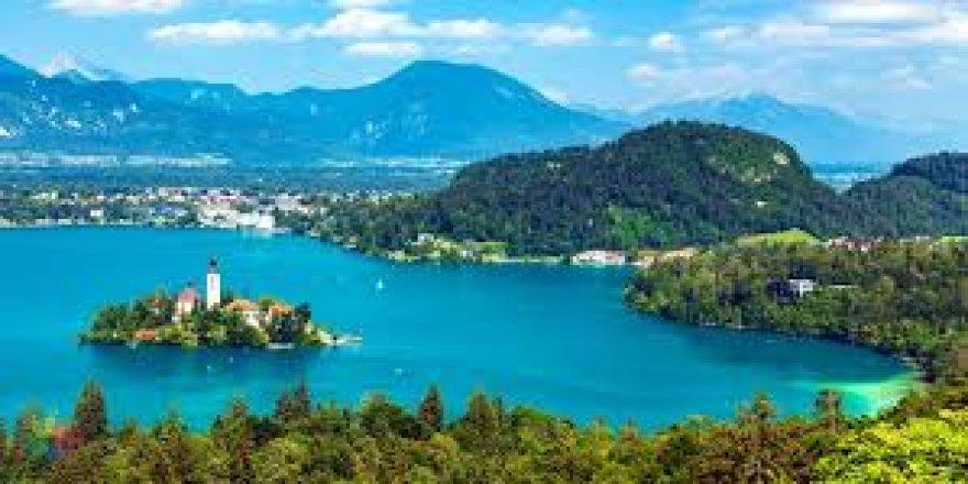 Slovenya'nın incisi Bled Gölü