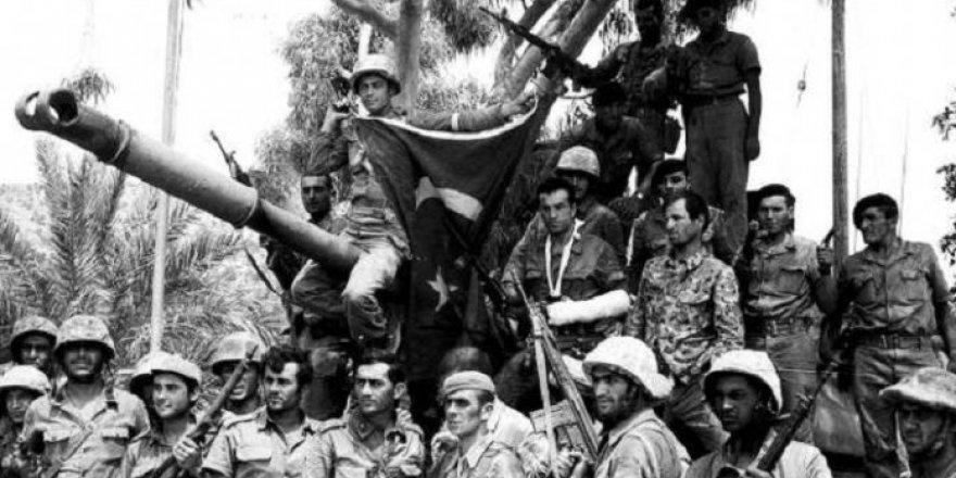 Kıbrıs Barış Harekâtının 45'inci yıldönümü