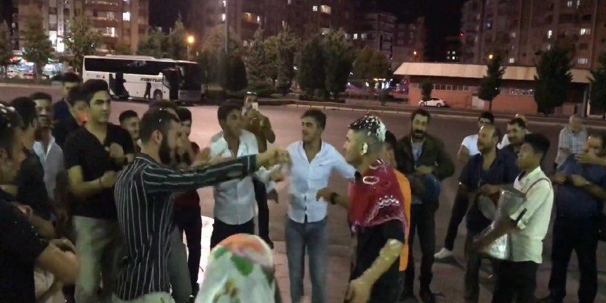 Konya'da asker uğurlama