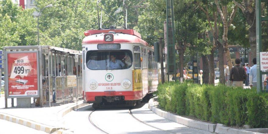 2007'de Tramvay Yolculuğu (Konya)