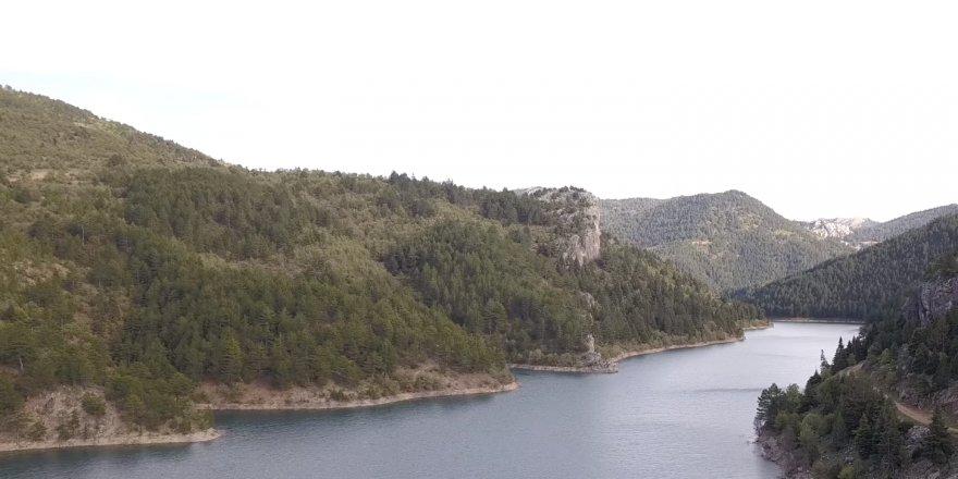 Baraj - Derebucak Konya