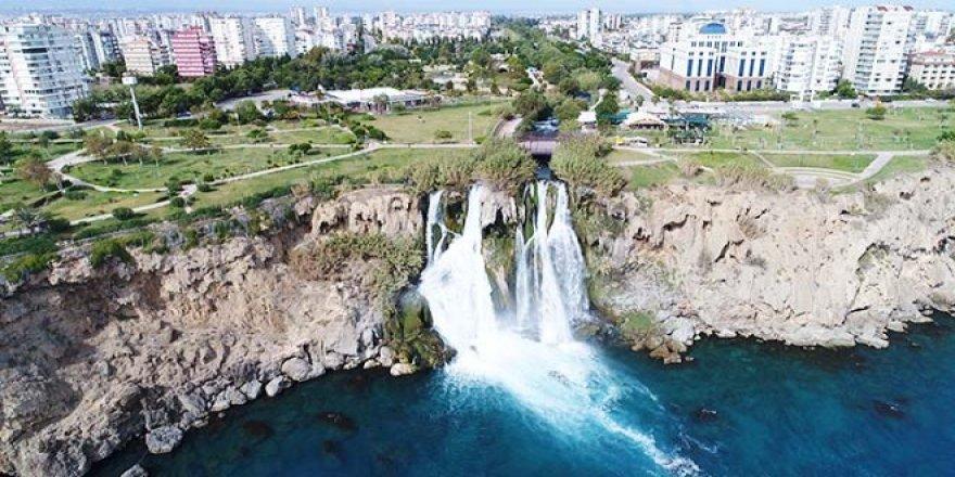 Düden Şelalesi Antalya