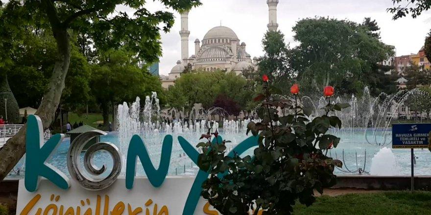 Gönüllerin şehri Konya