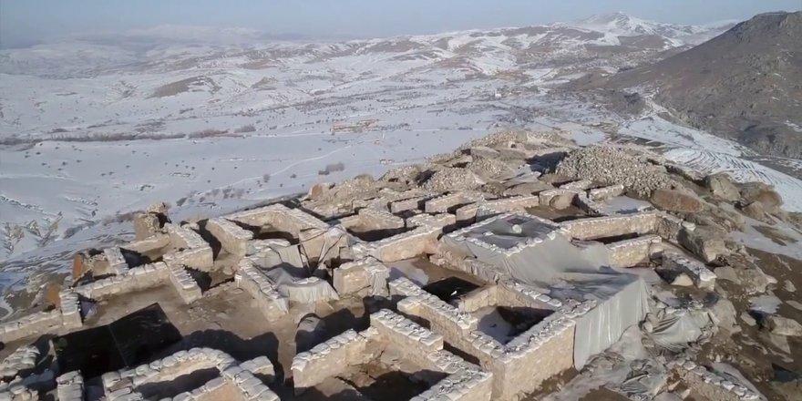 Takkeli Dağ Konya Havadan Çekim Video