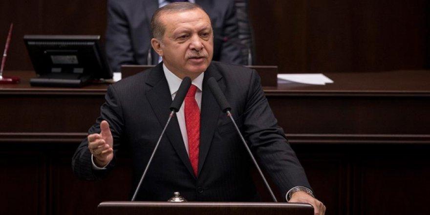 Erdoğan'ın Konuşması Esnasında 'Çocuklarım Aç' diye bağırdı