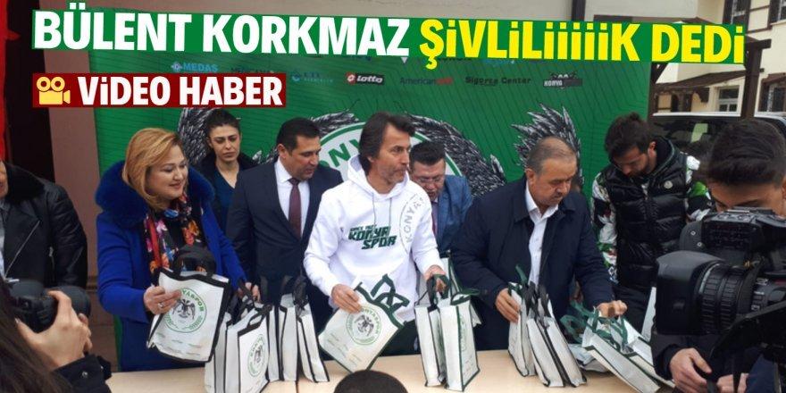 Bülent Korkmaz 'ŞİVLİLİK' dedi