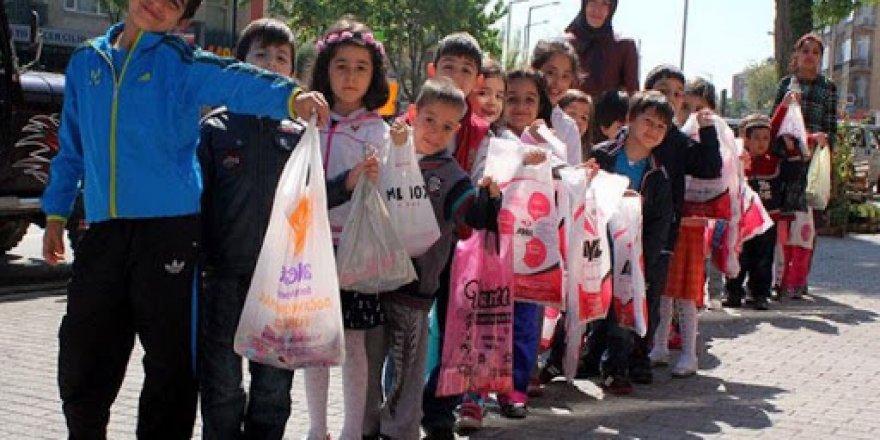 Konya'da Regaip Kandili işte böyle kutlanıyor. Şivlilik coşkusu