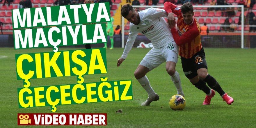 Konyaspor için bu maç çıkış şansı