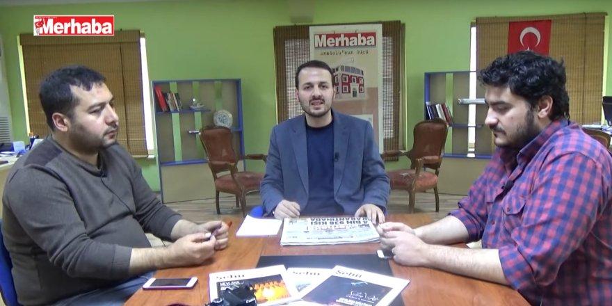 Merhaba Gazetesi Yazı İşleri Haftanın değerlendirmesi (20.03.2020)