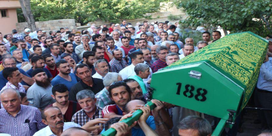 Kör Ahmet cenaze videosu