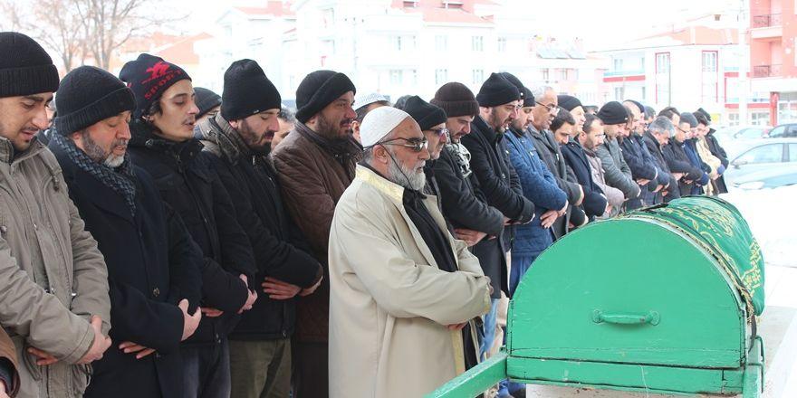 Bayram Ali Yılmaz'ın babası vefat etti