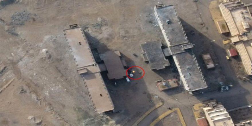 DEAŞ'ın İnsansız Hava Araçları Görüntülendi